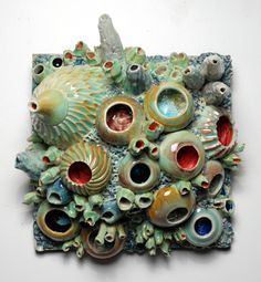 abstract sculpture from pottery wheel - Google Search
