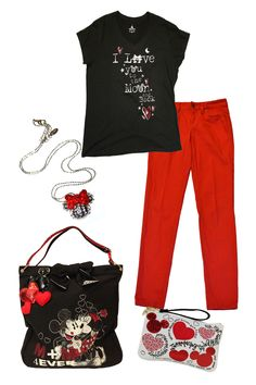 Disney Style Snapshots: A Love-ly Disney Outfit - Minnie Fashions Disney Fun, Disney Style, Walt Disney, Disney Ideas, Disney Parks, Disney Inspired Fashion, Disney Fashion, Tween Fashion, Pretty Outfits