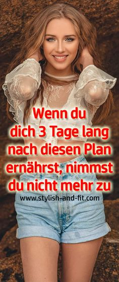 Wenn du dich 3 Tage lang, nach diesen Plan ernährst, nimmst du nicht mehr zu - Stylish and Fit The Effective Pictures We Offer You About House bathroom A quality picture can tell you many things. The Plan, How To Plan, Fitness Diet, Health Fitness, Body Fitness, Workout Fitness, Definition Of Health, Menu Dieta, Diet Motivation
