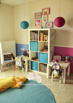 Desks and Bookcase! Kids Rooms, Desks, Shelving, Bookcase, Home Decor, Mesas, Shelves, Decoration Home, Room Decor