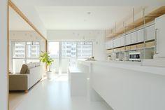光と風にあふれるキッチン | 住まいのコラム | みんなで考える住まいのかたち | MUJI HOUSE VISION