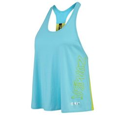 "Zumba Fitness Women's ""Chill the Funk Out"" Racerback Athletic Top, Blue, Large Zumba Fitness http://www.amazon.com/dp/B00HPU2O9S/ref=cm_sw_r_pi_dp_31Hiub0VARJKE"