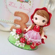 Fondant People, Doll Toys, Dolls, Kawaii Diy, Pen Collection, Ideas Para Fiestas, Pasta Flexible, Cute Art, Polymer Clay