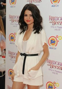 Selena Gomez from Disney channel playing lots of characters
