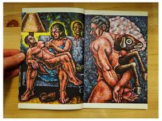 New and restocked books on French publisher United Dead Artists : Stéphane Blanquet , Aleksandra Waliszewska , Namio Harukawa , Jacques Pyon , Anne Van Der Linden : http://staalplaat.com/united-dead-artists #underground #art #illustration #abstract #eroticism