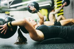 The tips, gear and moves you need to train, hard.