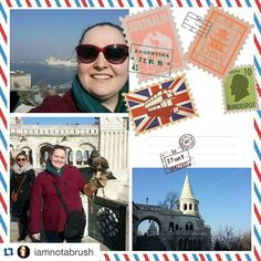 #Repost @iamnotabrush I overheard a couple talking about how they just got back from a month in Budapest and I couldn't help but miss it. #budapest #ispyapi #travel #studyabroad #iwantgoulash