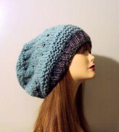 Super Slouchy Hat Oversized Wool Beanie Chunky Baggy Hat Winter Hat Fashion Accessories Women Fall Winter Hat Gift Ideas Dreadlock Rasta Hat by GrahamsBazaar