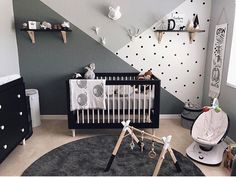 "388 Likes, 3 Comments - The Little Jones • Kate (@thelittlejones) on Instagram: ""There's 15% off the new collection at the moment with code DADDY This stunning nursery belongs to…"""