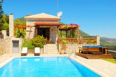 Villa for rent in Lefkas. Private holiday home – Lefkas, Greece for rent $617