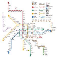 124 Best Metro Maps images in 2019
