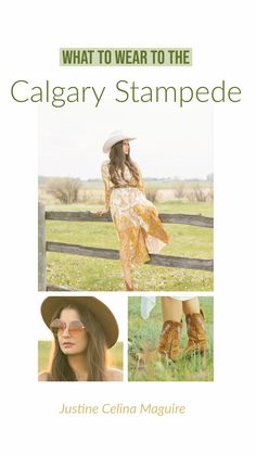 What to Wear to the Calgary Stampede World's Most Beautiful, Calgary, Festival Fashion, What To Wear, Style, Swag, Outfits, Festival Style