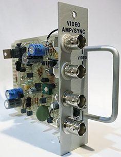Lenco PMM-902 Video Monitor Video Amp and Sync Separator Board, PM-900 #Lenco