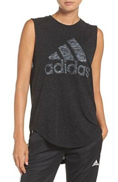 Adidas Originals Women's Adidas Original Muscle Tank In Tactile Green Casual Skirt Outfits, Cool Outfits, Lazy Day, Adidas Originals, Sleeveless Tunic Tops, Muscle Tank Tops, Gym Style, E Bay, Nike