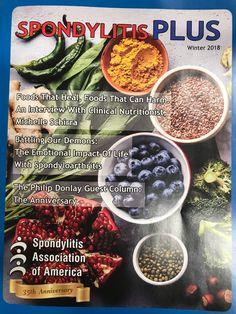 Ankylosing Spondylitis, Healing, Food, Essen, Meals, Yemek, Eten