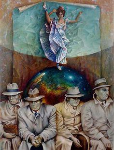 Sergey Ivchenko ~ Abstract Expressionist painter   Tutt'Art@   Pittura * Scultura * Poesia * Musica  