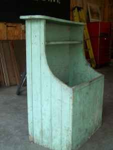 Wood box I want to make-if I only had a fireplace