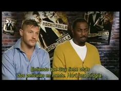 "Tom Hardy Funny Interview with Idris Elba ""RnR"""