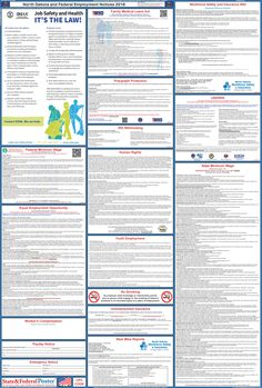 117 best state federal labor law posters images labor law rh pinterest com