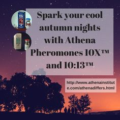 Try on some pheromones around the bonfire and see who you attract http://www.athenainstitute.com/products.html  #pheromones #dating #love