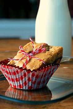 my fair baking.: Heath Bar Blondies