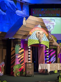 1000 Images About Vbs 2015 Camp Kilimanjaro On Pinterest