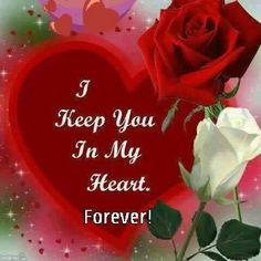 Heart - Ich halte dich in meinem Herzen für immer !