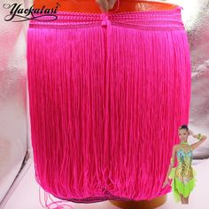 Nylon Fringe Macrame Double Banded Trimming Tassel Fluorescent Green Yellow 28CM Long-in Lace from Home & Garden on Aliexpress.com | Alibaba Group