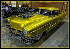 1956 Cadillac Coupe Deville Pro Street Badillac | by Wilder PhotoArt