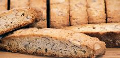 Double Almond Biscotti