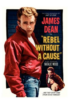 Rebel Without a Cause (1955) - A rebellious young man with a troubled past comes to a new town, finding friends and enemies.