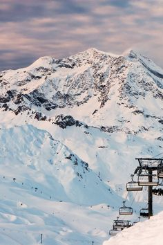 9 Best Ski Destinations to Visit This Winter - While snow coverage remains spotty out West, Europe is experiencing its deepest winter in decades thanks to a battery of early season storms. Deep Winter, Winter Snow, Mode Au Ski, Ski Season, Winter Season, Best Skis, Ski Holidays, Destination Voyage, Snow Skiing