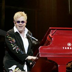 """He's sold more than 250m records...""""Bennie and the Jets"""",""""Crocodile Rock"""",""""Pinball Wizard"""", """"Your Song"""" +more... GO see Elton John play his piano and perform all his big hits...Saturday Nov.30 at the Allstate Arena in Rosemont, IL... Want tix?... Just FRICKET it!... http://fricket.com/elton-john-1615.html Here's a video of Elton and his buddy Billy Joel, performing a duet of """"Goodbye Yellow Brick Road"""" at Elton's concert in NY back in 2000... http://www.youtube.com/watch?v=RH0EKivFRFY"""