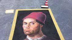 Chalk Pictures, Pavement Art