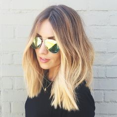 """""""Thank you all for your nice comments about my hair! It is such a huge change for me, we cut off about 10 inches. But I am absolutely loving it so far! I…"""""""