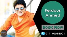 Book FERDOUS AHMED From Artistebooking.com. ‪#‎artistebooking‬ ‪#‎FERDOUSAHMED‬ ‪#Celebrity‬. For More Details Visit : https://www.artistebooking.com/FERDOUS-AHMED-Celebrity Or Call : 011-40016001