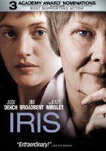 NEW Iris (DVD)