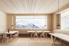 Ski Lodge Wolf,© Adolf Bereuter