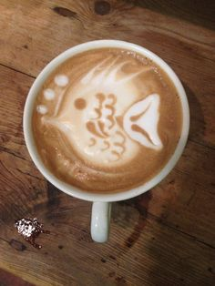 1000+ images about Latte art on Pinterest | Latte Art, Coffee Art ...