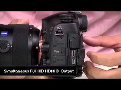 FIRST LOOK: Sony a99 DSLR Camera  Been waiting for this BEAST a long time!! Dslr Cameras, Sony Camera, Sony Slt, Best Dslr, Still Photography, Lust, Waiting, Hardware, Fan
