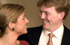 """Princess Maxima of the Netherlands  """"I'm glad I found a normal woman to marry,"""" said Crown Prince Willem-Alexander during a recent interview, before quickly correcting himself with a laugh. """"I mean, an extraordinary woman that can keep me down to earth."""""""