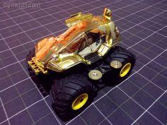 Tamiya 17006 - Dash-W1 Wild Saurus (Gold)