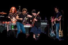 Zappa Plays Zappa Capitol Center For The Arts, Concord NH (USA) Feb 27, 2014 Photo Thierry Joubaud (onstage.pictures)