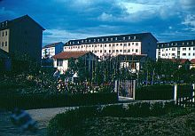 Furth Nuremberg Military Community in the fifties, by Jim Hysinger