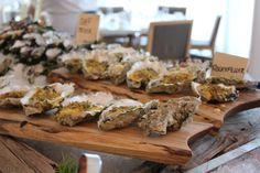 Fresh BC Oysters - crack open the #SauvBlanc!