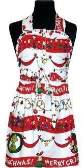 $23.95 Kid Christmas Apron
