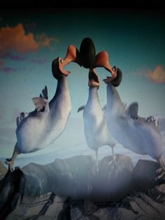 FictionalDeathsIWillNeverGetOver the Dodo Birds in Ice Age RIP thelastmelon