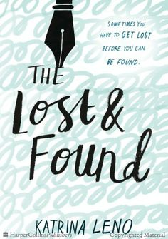 Cover image - The Lost & Found