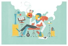 Illustration by Daniel Lee Christofferson
