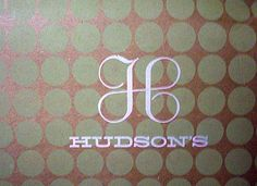 Box it - how I miss their Downtown Detroit store!     Me too.  Miss all Hudson stores